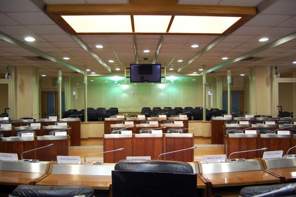 Mercoledì 2 aprile si riunisce il Consiglio regionale
